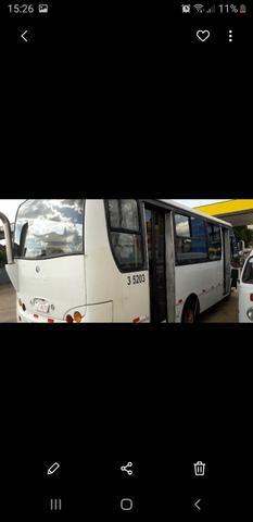 Ônibus vw 8.150 Caio Piccolo - Foto 4