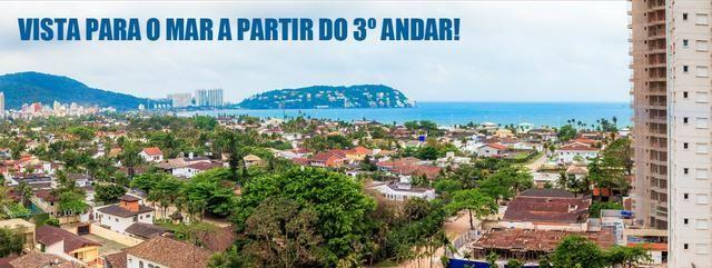 Apartamento Flat no Guarujá, 55m2 , Varanda Grill, Mobiliado a Preço de Custo! - Foto 16