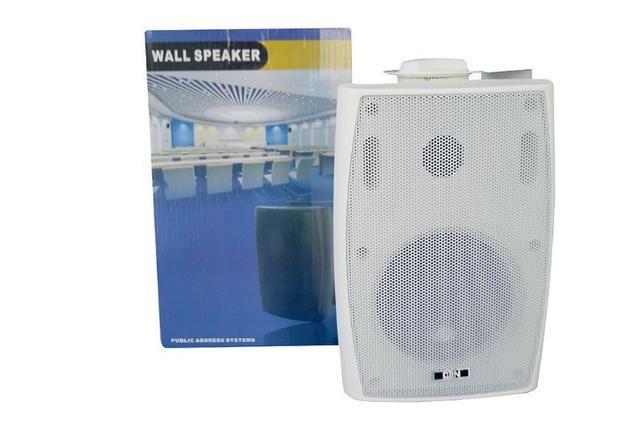 Caixa Som Mini Para Parede Auto-falante Ambiente 100w Ydtech - SKU: 82421 - Foto 2