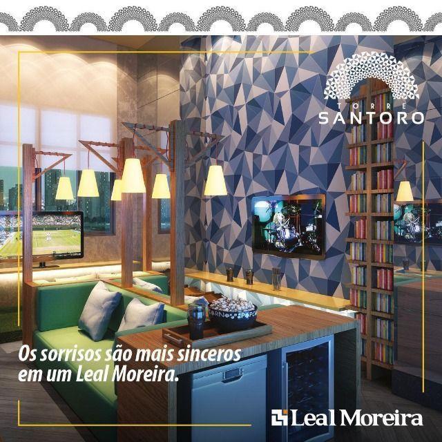 Apartamento na Nazaré, 3 suítes, Edifício Torre Santoro com 123m² - R$ 746.000,00 - Foto 8