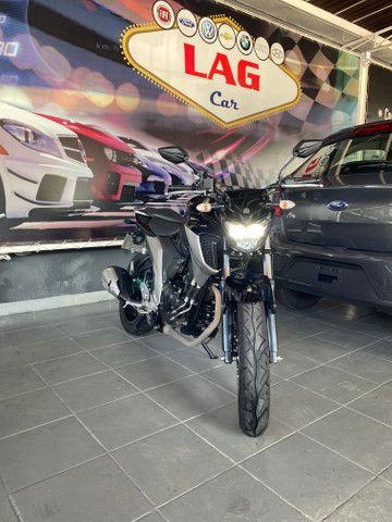 Yamaha FZ 25 Fazer Ano 20/ 20 Preta Flex - Foto 8