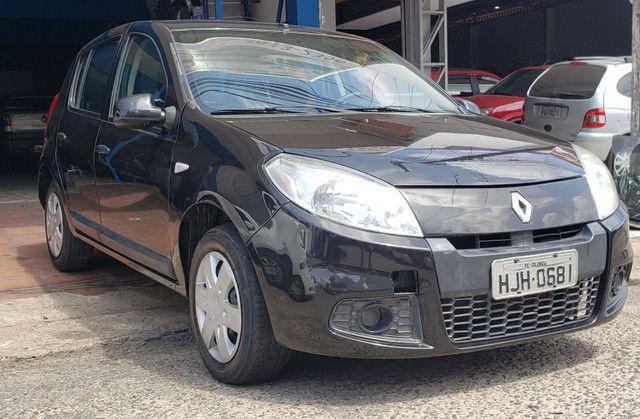 Renault sandero 1.6 2012