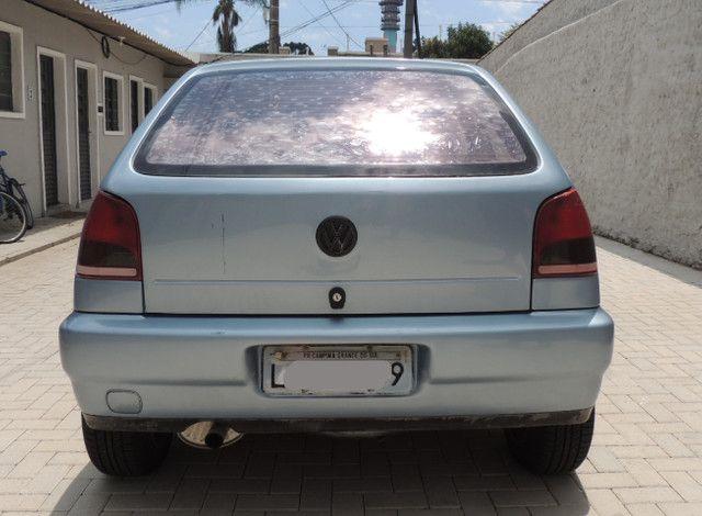 Gol CLi 1.8 Gasolina 1995 Boa Conservação - Foto 5