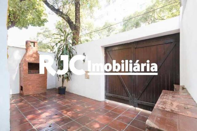 Casa à venda com 3 dormitórios em Tijuca, Rio de janeiro cod:MBCA30183 - Foto 3