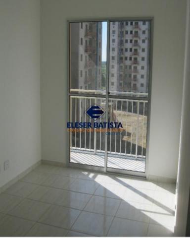 Apartamento à venda com 2 dormitórios em Via parque, Serra cod:AP00269 - Foto 3