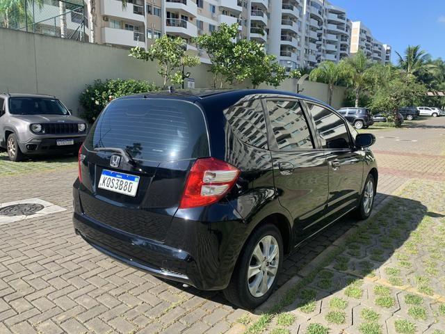 Honda Fit automático com GNV 5ª Geração e 2020 vistoriado - Foto 3