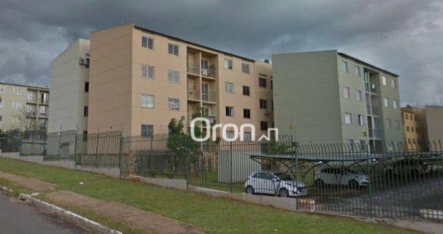 Apartamento à venda, 68 m² por R$ 172.000,00 - Vila Viana - Goiânia/GO