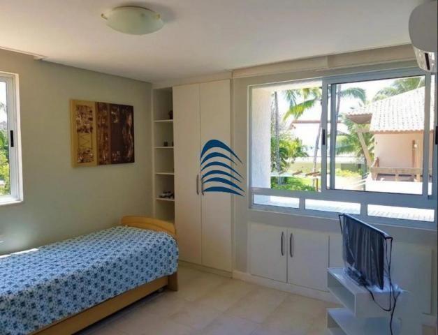 Casa de alto padrão com acesso a praia no condomínio Porto Busca Vida - Foto 20