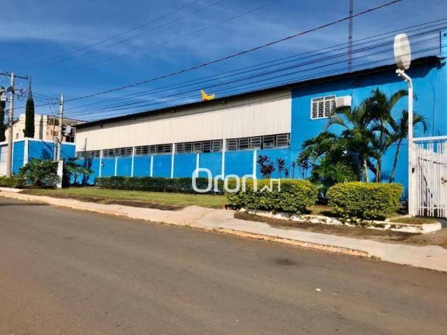Galpão à venda, 1400 m² por R$ 2.000.000,00 - Jardim Helvécia - Aparecida de Goiânia/GO