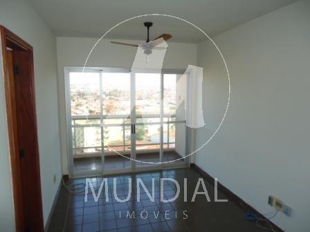 Apartamento para alugar com 1 dormitórios em Jd sumare, Ribeirao preto cod:32062