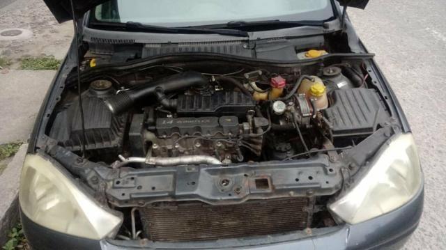 Vendo ou troco Corsa Premium 1.4 - Foto 2