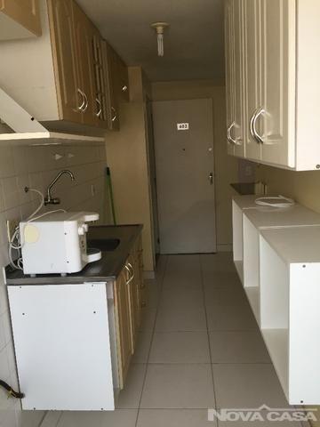 Excelente apartamento com 2 dormitórios e garagem bem perto do metrô. Use seu FGTS - Foto 4