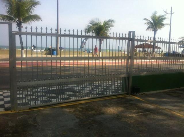 Apartamento Mongaguá - Em frente a Praia - Pé na areia - Foto 15