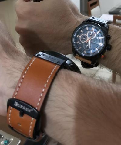 Relógio Curren, Novo Original - Foto 6
