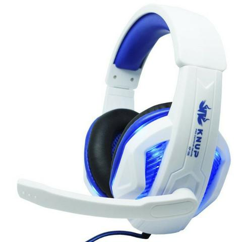 Fone Headset Gamer Pc Celular Ps4 Xbox One Knup P2 396 - Foto 3