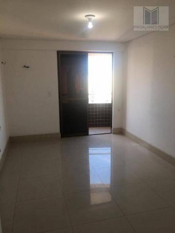 Apartamento com 2 dormitórios para alugar, 73 m² por R$ 2.020/mês - Meireles - Fortaleza/C - Foto 10