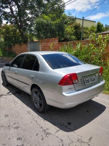 Civic 2001 conservado e barato!!! - Foto 4