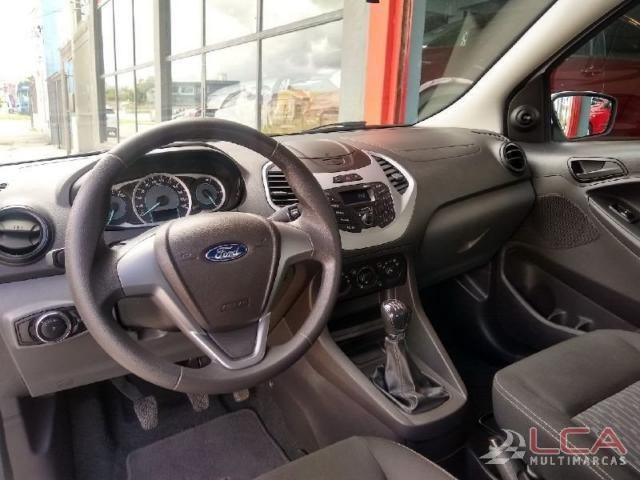 Ford Ka SE 1.0 2015- 40 mil km originais- ideal p/ Uber e demais app - Foto 5