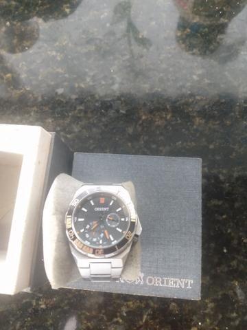 Vendo relógio Orient - Foto 4
