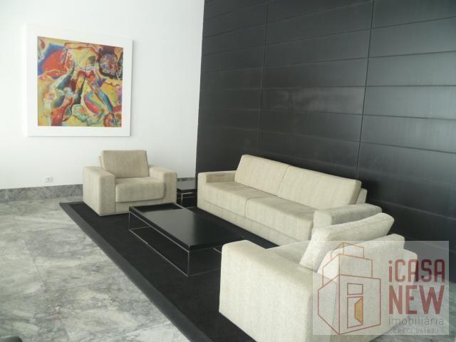 Apartamento para Venda em Curitiba, Cabral, 3 dormitórios, 3 suítes, 5 banheiros, 2 vagas - Foto 4