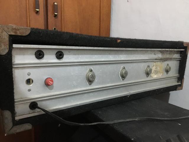 Amplificador e caixa - Foto 2