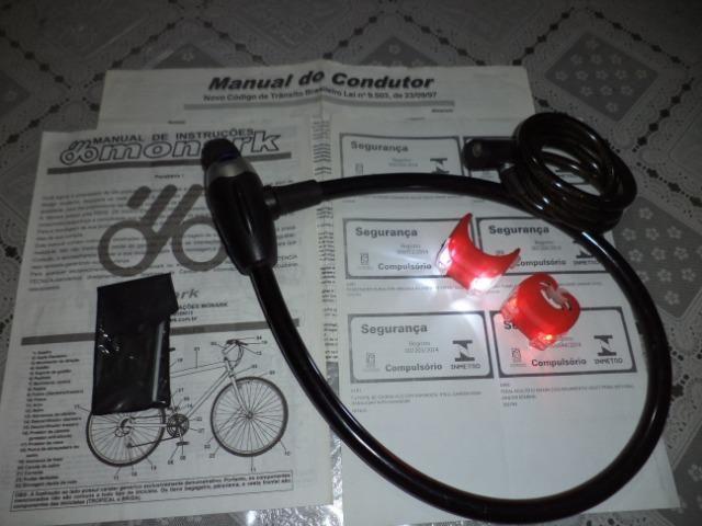 Bicicleta Monark Mk 27,5 Shimano 21m ALuminio - Foto 3