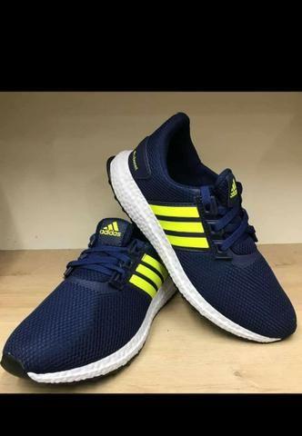 Tênis adidas, Nike, Fila, 1 linha