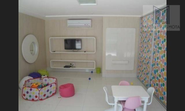 Apartamento com 3 dormitórios à venda, 73 m² por R$ 600.000 - Meireles - Fortaleza/CE - Foto 20