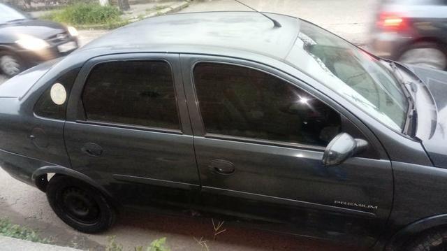Vendo ou troco Corsa Premium 1.4 - Foto 4