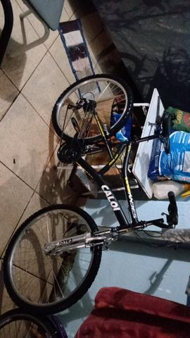 Bicicleta Caloi topzera