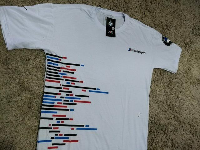 Camiseta BMW Puma