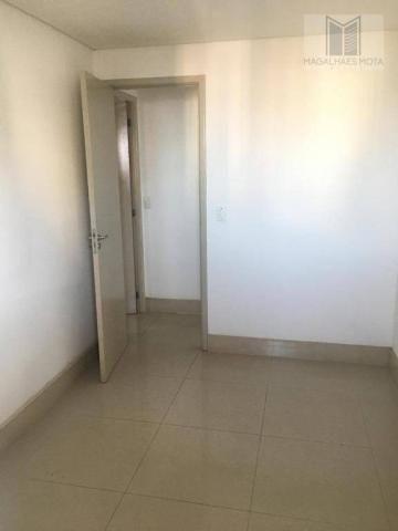Apartamento com 2 dormitórios para alugar, 73 m² por R$ 2.020/mês - Meireles - Fortaleza/C - Foto 7