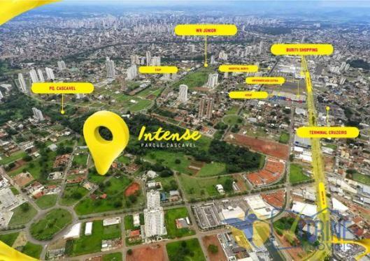 Apartamento com 2 quartos no INTENSE PARQUE CASCAVEL - Bairro Vila Rosa em Goiânia - Foto 6
