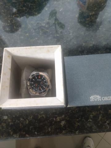 Vendo relógio Orient - Foto 2