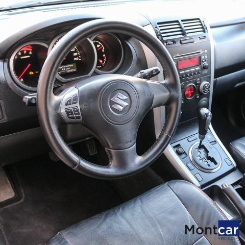 GRAND VITARA 2008/2009 2.0 4X4 16V GASOLINA 4P AUTOMÁTICO - Foto 8