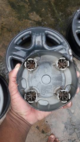 Rodas da Saveiro Trooper G5 - Foto 4