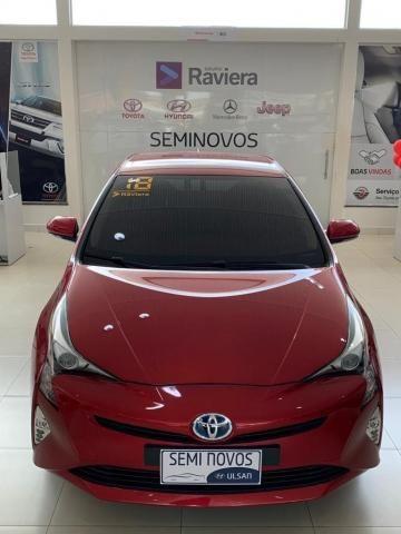PRIUS 2018/2018 1.8 16V HÍBRIDO 4P AUTOMÁTICO