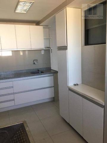Apartamento com 3 dormitórios à venda, 73 m² por R$ 600.000 - Meireles - Fortaleza/CE - Foto 6