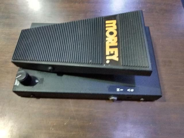 Pedal Volume Morley Pro Series (Mixer Instrumentos Musicais)