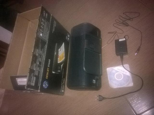 Impressora HP deskjet D1660 - Foto 3
