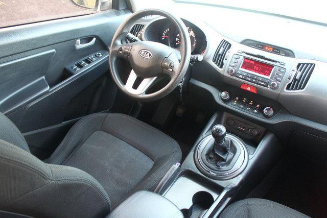 Kia Motors Sportage LX 2.0 16V/ 2.0 16V Flex Manual 2011 - Revisado/troca/financia - Foto 15