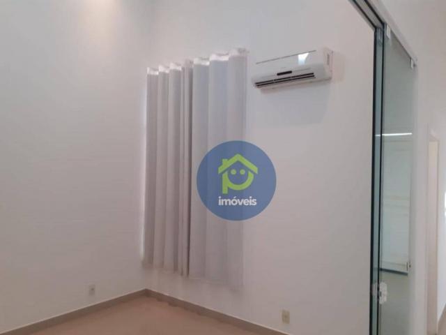Casa com 3 dormitórios para alugar, 230 m² por R$ 4.400,00/mês - Parque Residencial Damha  - Foto 18