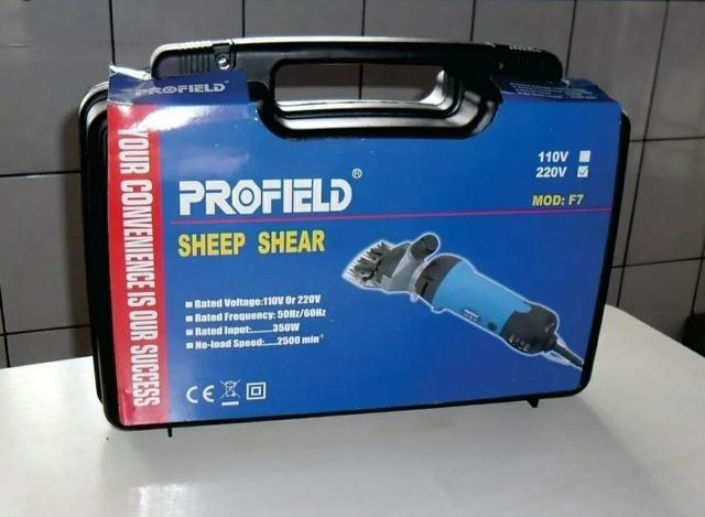 Máquina de tosquia para ovinos