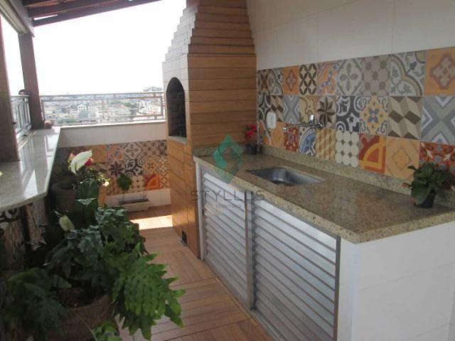 Cobertura à venda com 3 dormitórios em Cachambi, Rio de janeiro cod:M6245 - Foto 4