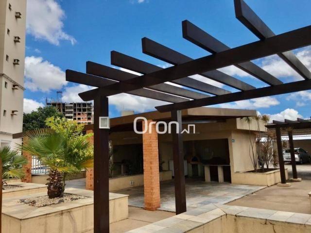 Apartamento com 2 dormitórios à venda, 51 m² por R$ 170.000,00 - Vila Rosa - Goiânia/GO - Foto 10