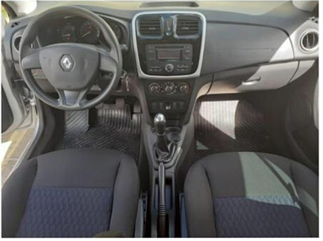 Sandero 2015/2016 1.0 expression 16v flex 4p manual - Foto 5