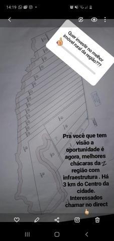 Chácaras no município de Várzea da Palma