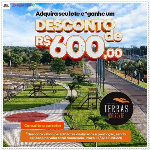 Loteamento em Terras Horizonte!!! - Foto 11