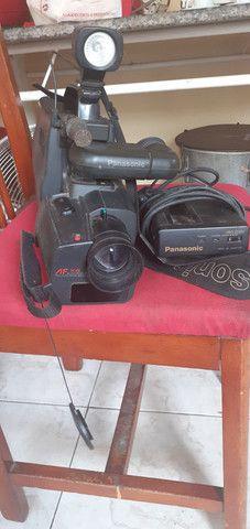 Vendo filmora VHS AF X8 panasonic - Foto 2