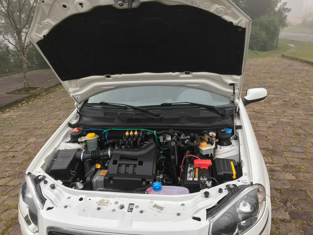 Vendo Fiat Siena 1.4 tetrafuel - Foto 17